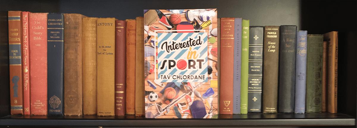 Interested in Sport by Tav Chlordane